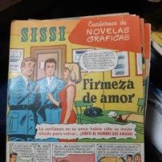 Tebeos: TEBEOS-COMICS CANDY - SISSI NOVELAS GRAFICAS- Nº 43 - CARRILLO, BUYLLA, JUEZ, ETC. - ORIGINAL *AA98. Lote 167589152