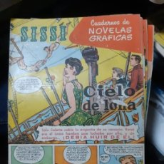 Tebeos: TEBEOS-COMICS CANDY - SISSI NOVELAS GRAFICAS- Nº 42 - ANGEL PARDO,BUYLLA,JUEZ, ETC. - ORIGINAL *AA98. Lote 167589288