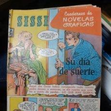 Tebeos: TEBEOS-COMICS CANDY - SISSI NOVELAS GRAFICAS- Nº 41 - ARRIAZU, GUILLAMON, ETC. - ORIGINAL *AA98. Lote 167589344