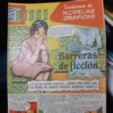 Tebeos: TEBEOS-COMICS CANDY - SISSI NOVELAS GRAFICAS- Nº 40 - JESUS BLASCO, MARGARITA, ETC. - ORIGINAL *AA98. Lote 167589664