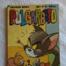 Tebeos: PULGARCITO AÑO II 2ª ÉPOCA * Nº46 1982. Lote 167637244