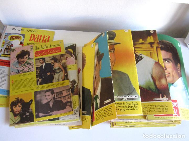 Tebeos: Lote 105 números SISSI novelas gráficas revista femenina edita Bruguera años 50 - Foto 5 - 167670036