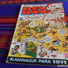 BDs: DIN DAN ALMANAQUE 1971. BRUGUERA 15 PTS.. Lote 213337958