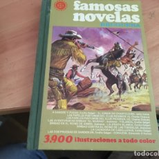 Tebeos: FAMOSAS NOVELAS XVI 16 (BRUGUERA) PRIMERA EDICION (COIB3). Lote 167679584