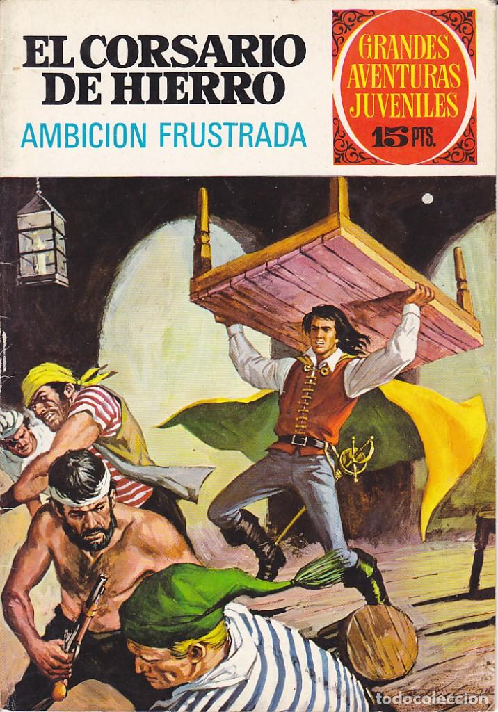 COMIC COLECCION CORSARIO DE HIERRO Nº 29 (Tebeos y Comics - Bruguera - Corsario de Hierro)
