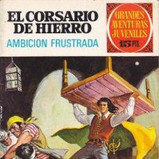 Tebeos: COMIC COLECCION CORSARIO DE HIERRO Nº 29. Lote 167706176