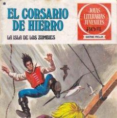 Tebeos: COMIC COLECCION CORSARIO DE HIERRO Nº 35. Lote 167706212