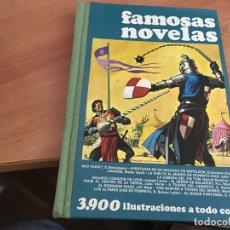Tebeos: FAMOSAS NOVELAS II 2 (BRUGUERA) PRIMERA EDICION (COIB3). Lote 167714816