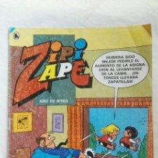 Tebeos: ZIPI Y ZAPE N 665. Lote 167755118