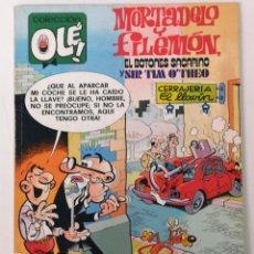 Tebeos: OLÉ EDT. BRUGUERA MORTADELO Y FILEMÓN N°182, 1ª EDICIÓN 1979. Lote 167791240