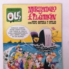Tebeos: OLÉ EDT. BRUGUERA, MORTADELO Y FILEMÓN N°240, 1ª EDICIÓN 1982. Lote 167793928