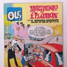 Tebeos: OLÉ EDT. BRUGUERA, MORTADELO Y FILEMÓN N°248, 1ª EDICIÓN 1982. Lote 167794344