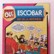 Tebeos: OLÉ EDT. BRUGUERA, ZIPI Y ZAPE N°293, 1ª EDICIÓN 1984. Lote 167803692