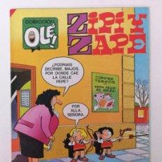 Tebeos: OLÉ EDT. BRUGUERA, ZIPI Y ZAPE N°301, 1ª EDICIÓN 1985. Lote 167804680
