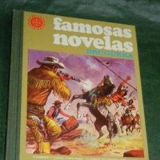 Tebeos: FAMOSAS NOVELAS XVI 16 - ED.BRUGUERA 1979 1A.ED.. Lote 167848260