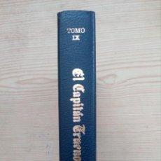Tebeos: EL CAPITAN TRUENO - TOMO IX - NUMEROS 398 AL 432. Lote 167880748