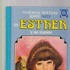 Tebeos: ESTHER - Nº 2 / SERIE AZUL - EDITORIAL BRUGUERA 1981 / TAPA DURA. Lote 167964588