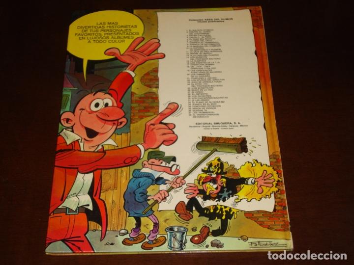 Tebeos: Ases del humor Mortadelo y Filemon Safari Callejero se 2ª Segunda Edición - Foto 2 - 167990752