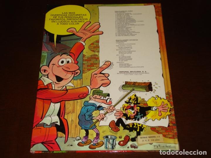 Tebeos: Ases del humor Mortadelo y Filemon Magin el Mago 1971 Buen estado - Foto 2 - 167992164