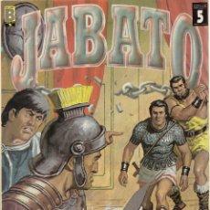 Tebeos: COMIC EL JABATO, EDICION HISTORICA, SELECCION 5: RETAPADO CON LOS NUMEROS DEL 59 AL 62. Lote 168002860