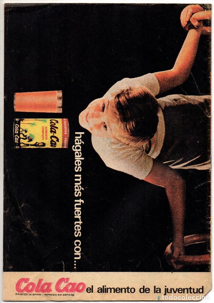Tebeos: BRAVO nº 1, 6, 9, 17, 27, 29, 35, 37, 38, 41 y 42 (Bruguera 1968) - Foto 13 - 150616206