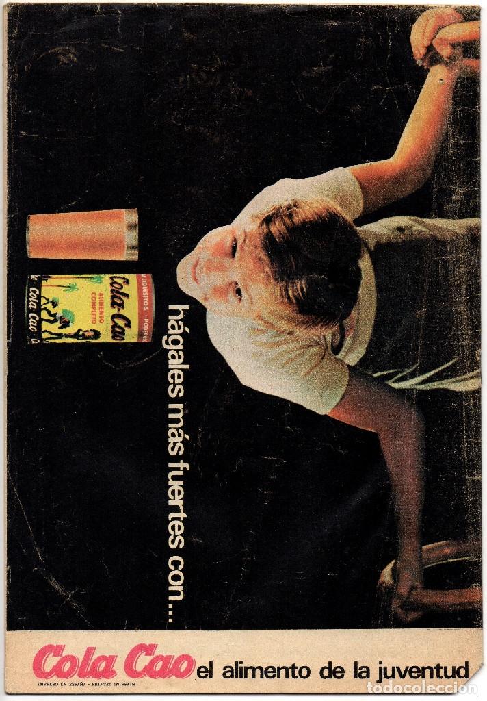 Tebeos: BRAVO nº 1, 6, 9, 17, 27, 29, 35, 37, 38, 41 y 42 (Bruguera 1968) - Foto 15 - 150616206