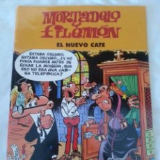 Tebeos: SUPERCOMICS 4 - MORTADELO Y FILEMON - EL NUEVO CATE. Lote 168209056