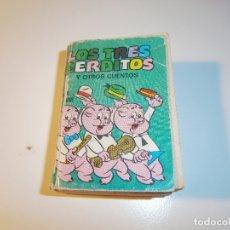 Tebeos: MINI INFANCIA 6 - LOS TRES CERDITOS - 1975 - WALT DISNEY - BRUGUERA. Lote 168317272