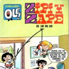 Tebeos - OLÉ 137-Z.A ZIPI Y ZAPE (1991) - 168323709