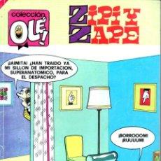 Tebeos - OLÉ N º 181 Z.133 ZIPI Y ZAPE (1992) - 168323936