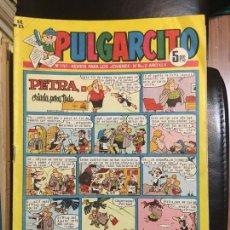 Tebeos: PULGARCITO - NÚMERO 1767 - BRUGUERA. Lote 168393644