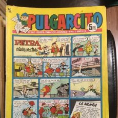 Tebeos: PULGARCITO - NÚMERO 1763 - BRUGUERA. Lote 168393916