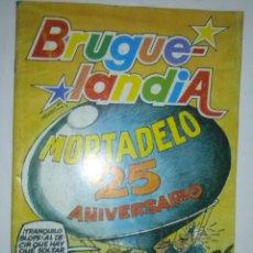 Tebeos: BRUGUELANDIA -Nº 24 - ESPECIAL TRINI TINTURÉ-SIR TIM- EL NUEVO CARPANTA-BUENO-1983-DIFÍCIL-LEAN-2330. Lote 182560870