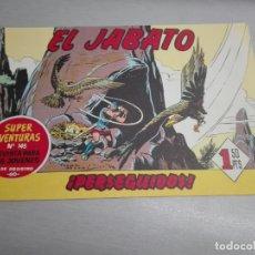 Tebeos: EL JABATO Nº 28 / EDICIONES B - REEDICIÓN. Lote 168486236