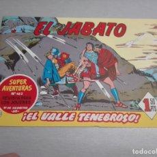 Tebeos: EL JABATO Nº 150 / EDICIONES B - REEDICIÓN. Lote 168491380