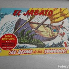 Tebeos: EL JABATO Nº 180 / EDICIONES B - REEDICIÓN. Lote 168493492