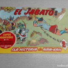 Tebeos: EL JABATO Nº 266 / EDICIONES B - REEDICIÓN. Lote 168495824
