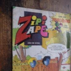 Tebeos: ZIPI Y ZAPE, AÑO XIII Nº 593, BRUGUERA, 1984. Lote 168558964