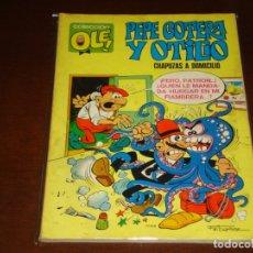 Tebeos: PEPE GOTERA Y OTILIO CHAPUZAS A DOMICILIO Nº 1 EN EL LOMO 1 ERA EDICION 1971. Lote 168607364