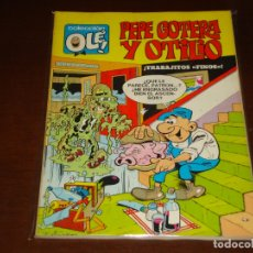 Tebeos: PEPE GOTERA Y OTILIO TRABAJITOS FINOS Nº 8 Nº EN EL LOMO 1971. Lote 168609008