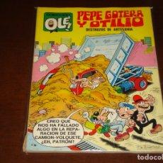 Tebeos: PEPE GOTERA Y OTILIO DESTROZOS DE ARTESANIA Nº 31 Nº EN EL LOMO 1971. Lote 168609692
