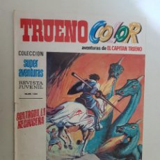 Tebeos: TRUENO COLOR. Nº 12. BRUGUERA.. Lote 168632676