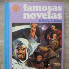 Comics - FAMOSAS NOVELAS - VOLUMEN XVII - Nº 17 - BRUGUERA - 1ª EDICION - 168742840