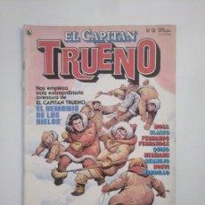 Tebeos: EL CAPITAN TRUENO Nº 13. EDITORIAL BRUGUERA. TDKC40. Lote 168813752
