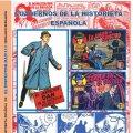 Lote 168889216: El Inspector Dan Cuadernos de la Historieta española XIX Tomo 3