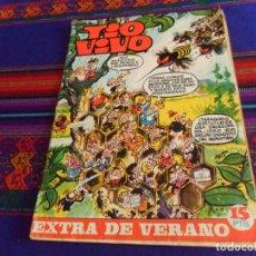 Tebeos: TIO VIVO EXTRA VERANO 1970. BRUGUERA 15 PTS.. Lote 169104352