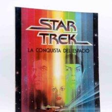 Tebeos: STAR TREK LA CONQUISTA DEL ESPACIO.. BRUGUERA, 1980. OFRT. Lote 224953591