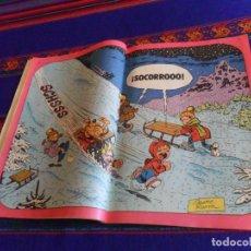 Comics - ZIPI Y ZAPE EXTRA NAVIDAD 1978 CON EL PÓSTER. BRUGUERA 60 PTS. - 169205428