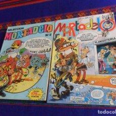 Comics - MORTADELO SELECCIÓN Nº 2 CON NºS 248, 249 Y 250. BRUGUERA 1985. 175 PTS. REGALO Nº 177. BUEN ESTADO. - 169212984