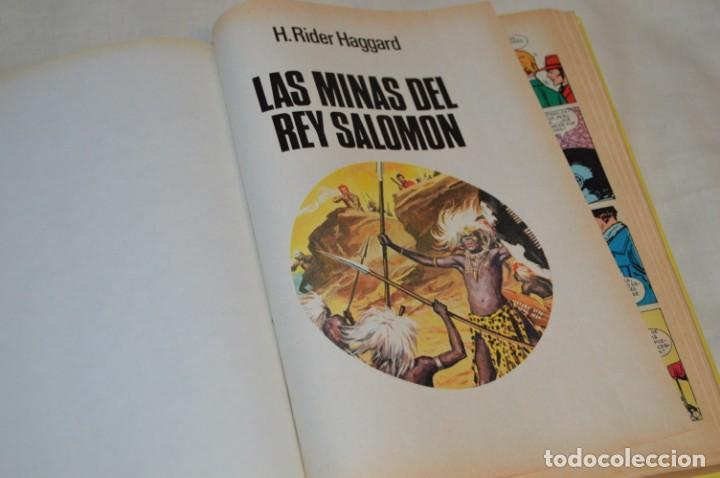 Tebeos: TOMO GRANDES NOVELAS ILUSTRADAS - Núm. 02 - BUEN ESTADO - 1ª Edición - Mayo 1984 - ¡Mira! - Foto 3 - 169218804